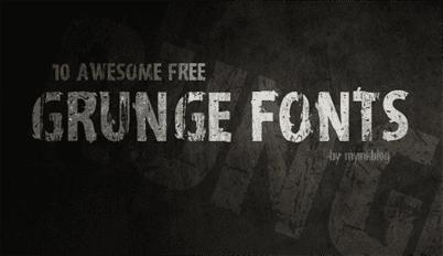 grunge-poster
