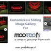 slideGallery: Carosello di Immagini con Effetto Slide Orizzontale e Verticale – Mootools Framwork