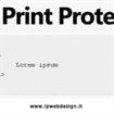 IE Print Protector: Abilitare l'HTML5 su Internet Explorer 6,7 e 8!