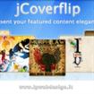 jCoverfilp: CoverFlow in jQuery – Scorrimento Immagini in Stile Apple