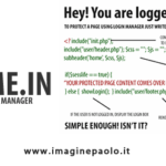 Log.Me.In: User Login Manager in PHP e MySQL! Script Registrazione Utenti