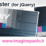 Blockster, plugin in jQuery per scorrimento div (effetto slide)