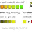 Manipolare i colori nel web: xcolor, un plugin in jQuery