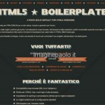 HTML5 Boilerplate il template base professionale per HTML/CSS/JS