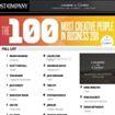 i più creativi del 2011