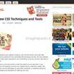 La potenza delle nuove tecniche CSS