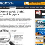 WordPress Search: i migliori plug-in
