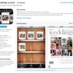 Weddings Luxury per iPhone, iPad, etc. su Applestore
