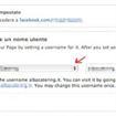 Facebook: Cambiare l'url (l'indirizzo) di una Pagina dei Fan!