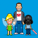 [Pixel Art] Totto Renna a.k.a. Supertotto, a great artist!