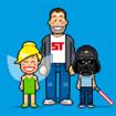 [Pixel Art] Totto Renna a.k.a. Supertotto, a great artist!