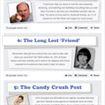 Lo sai che su facebook sei noioso?
