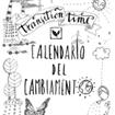 Ecco un bel regalo gratuito: il Calendario del Cambiamento 2014 di Kelios Bonetti.