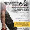 Sabato 22 marzo 2014 – Trio Eukelos in Concerto