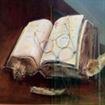 Libro, occhiali e castagne - 1991