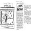 13 – 19 Agosto 1990 – prima mostra personale di pittura dell'artista Paolo Franzese.