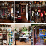 Eclectic and Bohemian Interior design: la casa di Greg Irvine.