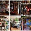 Eclectic and Bohemian Interior design: la casa di Greg Irvine.