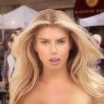 La mente dell'uomo è seno-centrica: Carl's Jr. Charlotte McKinney All-Natural