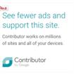Google Contributor, una nuova fonte di entrate per i vostri siti.