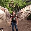 Un giorno avremo anche un bel paio d'ali.