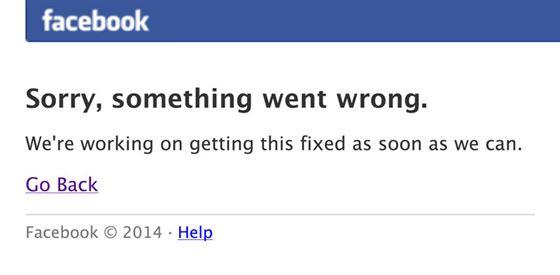 Facebook Sito Web di Successo