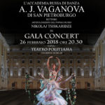 Gala Concert – Accademia Russa di Danza A. J. Vaganova di San Pietroburgo
