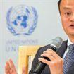 Come attirare l'attenzione quando si parla in pubblico? Ce lo insegna Jack Ma.