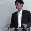 1999 le parole di Jack Ma cerca di convincere i suoi amici ad unirsi ad Alibaba.