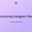 Reels di Instagram: come funziona