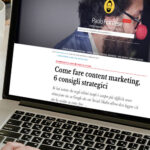 come fare content marketing, 6 consigli strategici