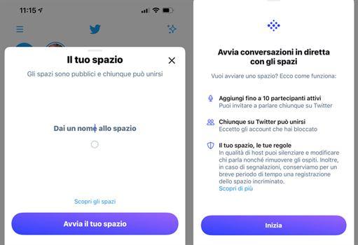 TwitterSpace